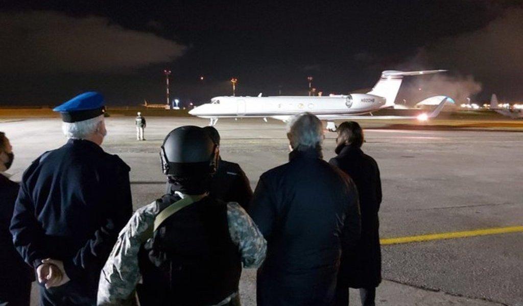 Extraditan a EUA a narco mexicano