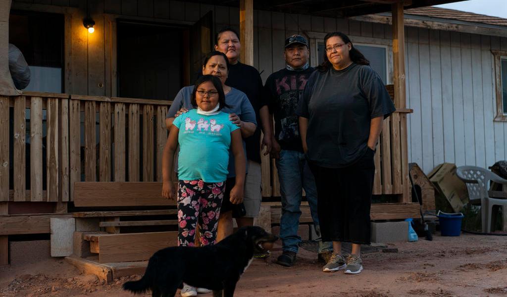 Entre carencias, Nación Navajo enfrenta impacto del coronavirus en EUA