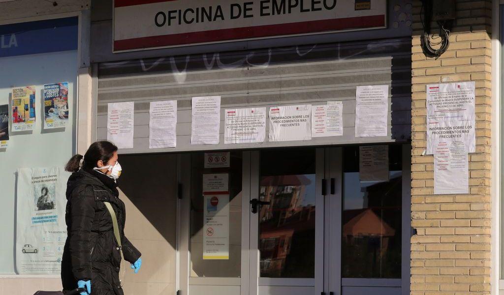 Se agrava pérdida de empleos en Europa