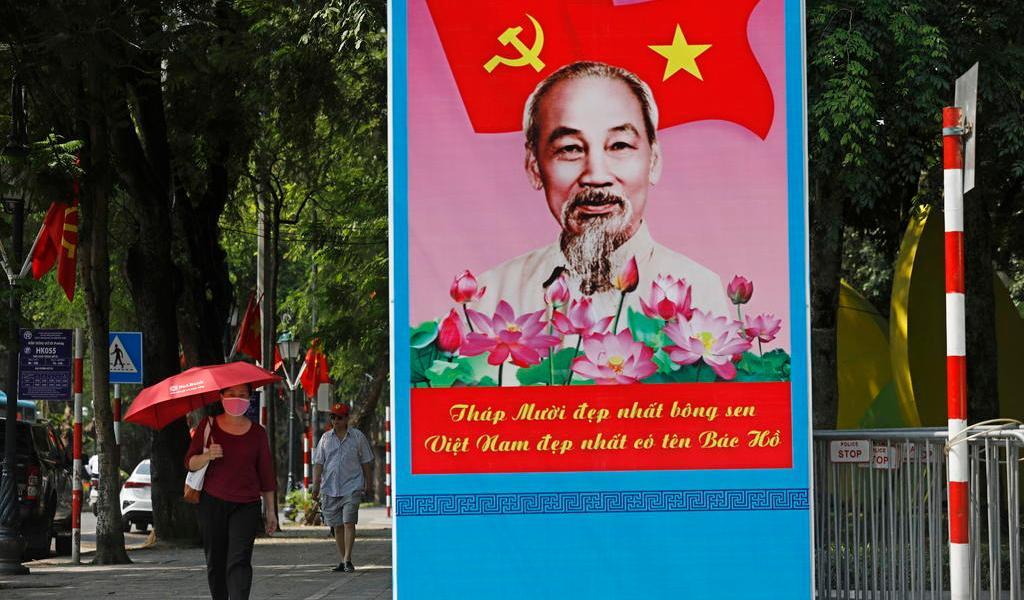 1890: Nace Ho Chi Minh, líder anticolonial de Vietnam