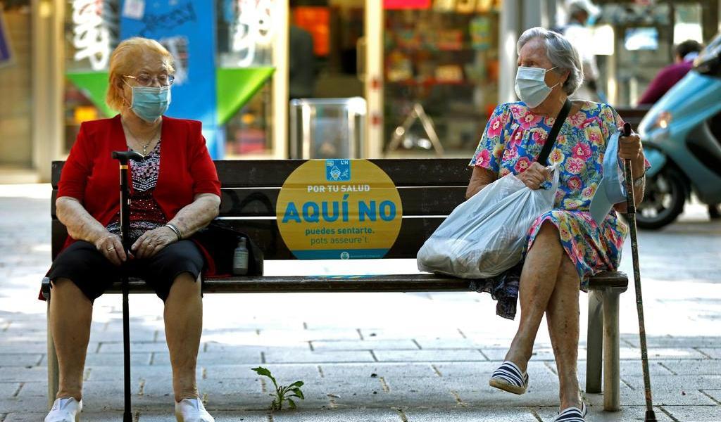 Detectan en España cepa de coronavirus que casi no afectó a otros países