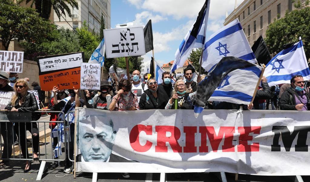 Inicia juicio contra Benjamin Netanyahu