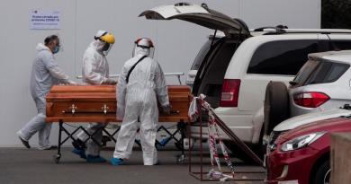 Suman casi 74 mil casos de COVID-19 en Chile