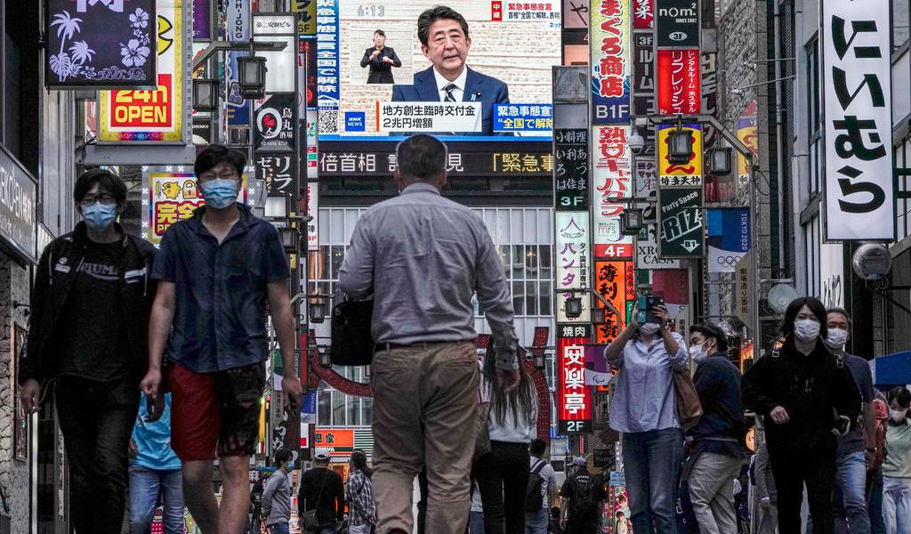 Japón entra en un 'nuevo estilo de vida'
