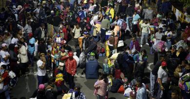 Unión Europea anuncia ayuda de 144 mde para migrantes venezolanos