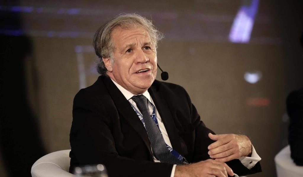Almagro asume segundo mandato en la OEA