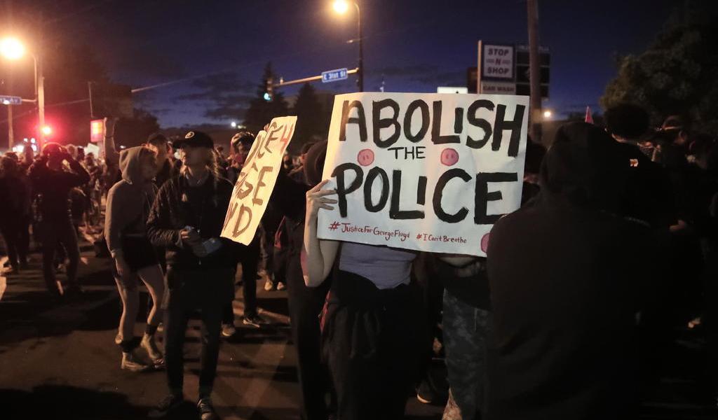 Se extiende protestas en EUA tras asesinato de George Floyd