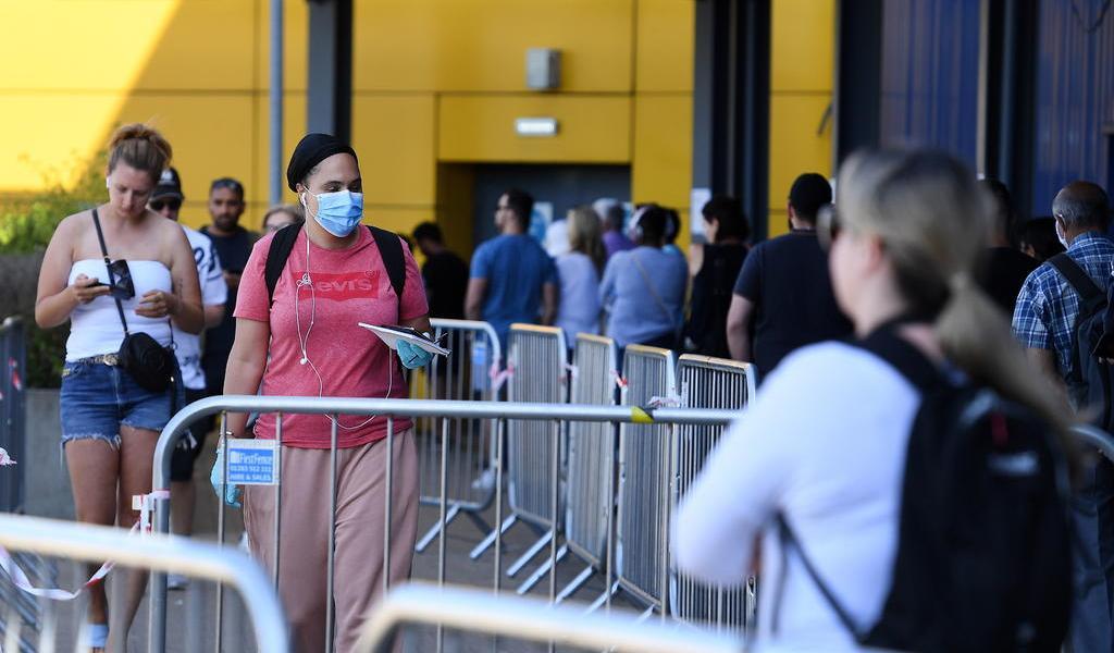 Registra Reino Unido 359 muertes por COVID-19 en las últimas 24 horas