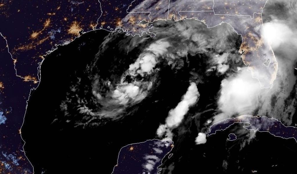 Se prepara EUA para impacto de tormenta 'Cristóbal'