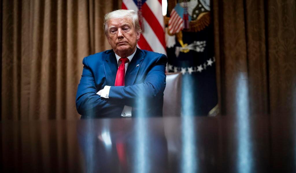 Trump retomará mítines pese a virus
