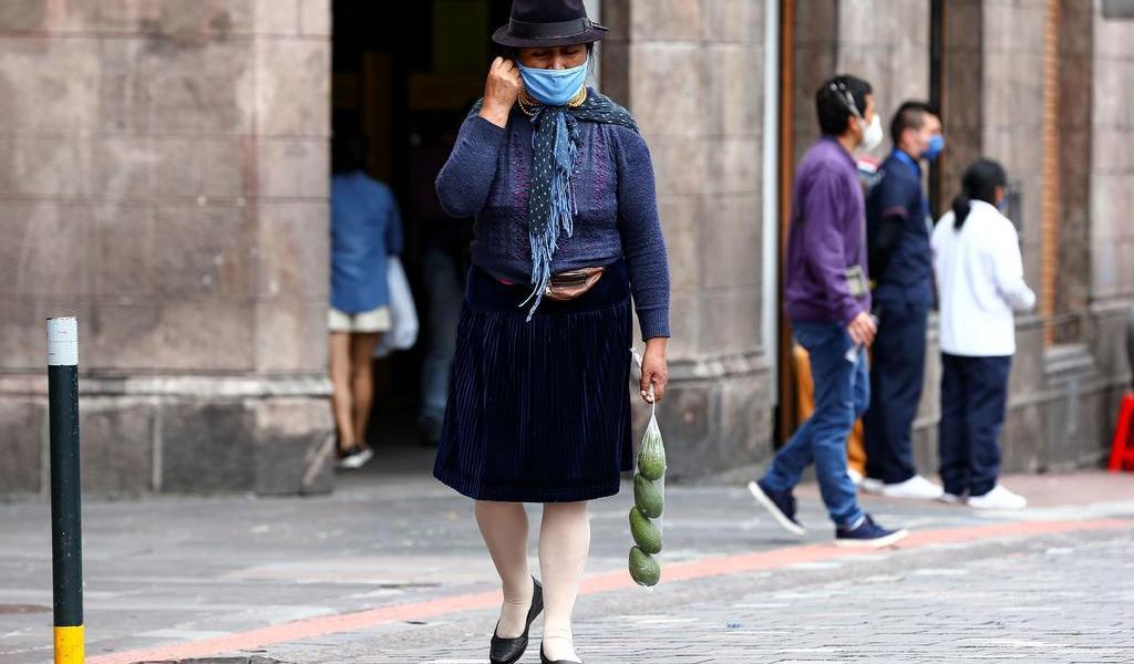 Llega Ecuador a los 3,828 fallecidos por COVID-19