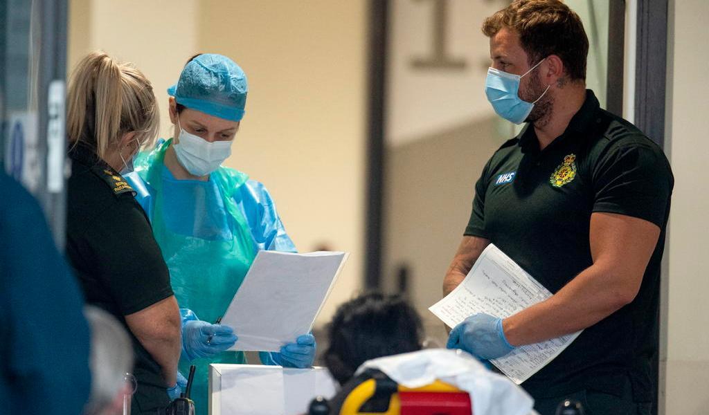Reino Unido supera los 42,000 muertos por COVID-19