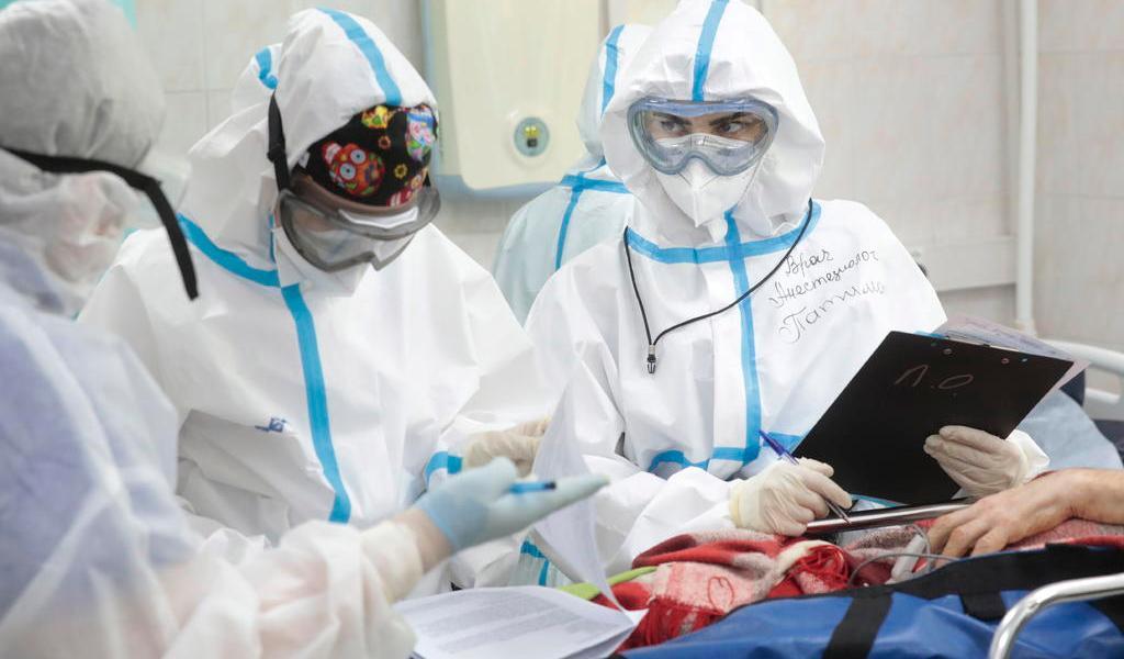 Inicia Rusia pruebas clínicas de vacuna contra el COVID-19