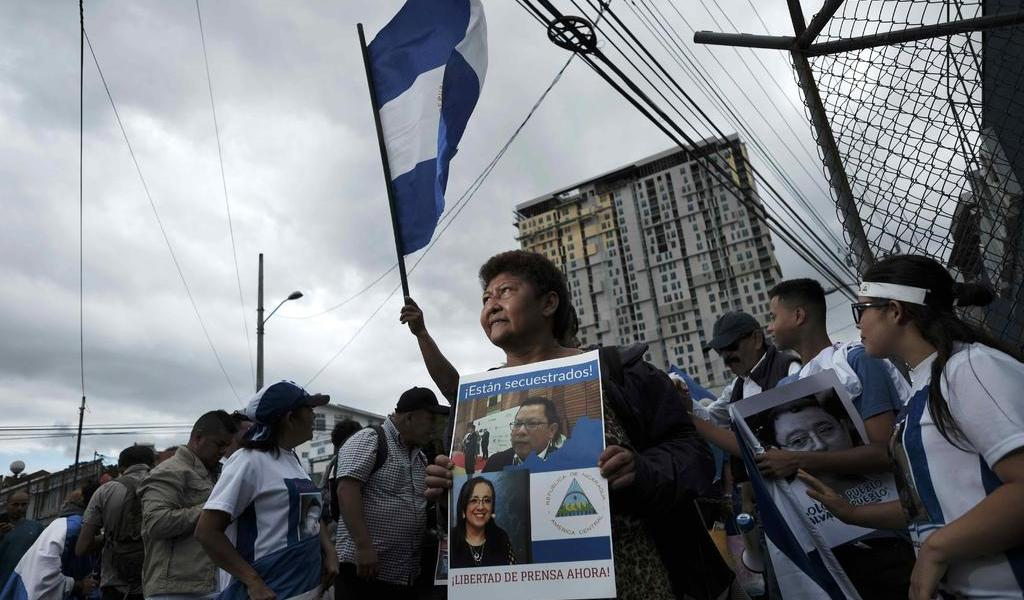 Piden declarar ruptura del orden en Nicaragua