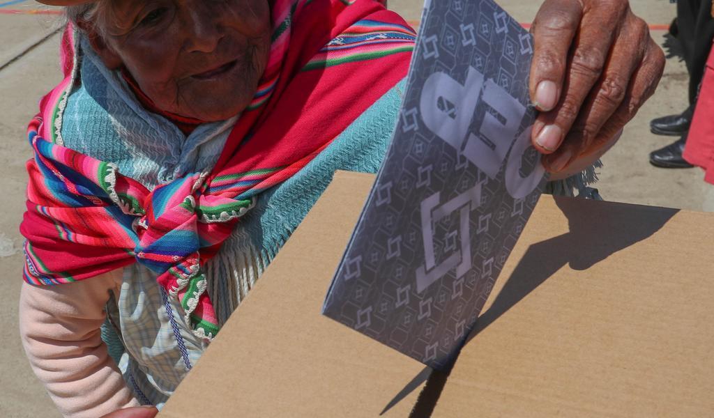 Órgano electoral de Bolivia convoca a comicios para el 6 de septiembre
