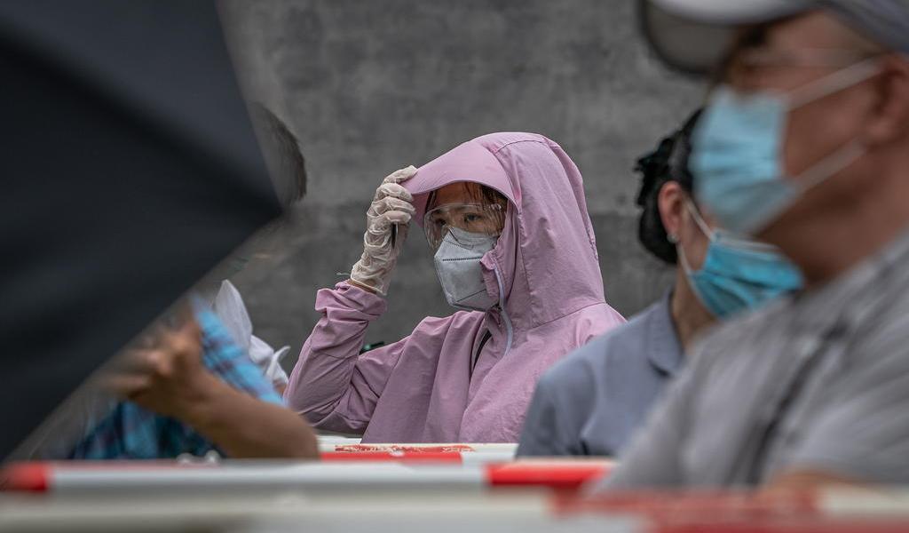 Pide OMS 31,300 mdd para vacunas y tratamientos contra COVID-19