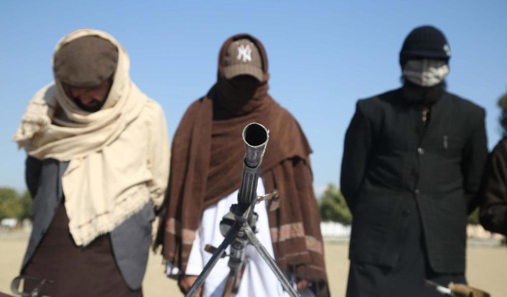 Aseguran talibanes que nunca recibieron ayuda militar de Rusia u otros países
