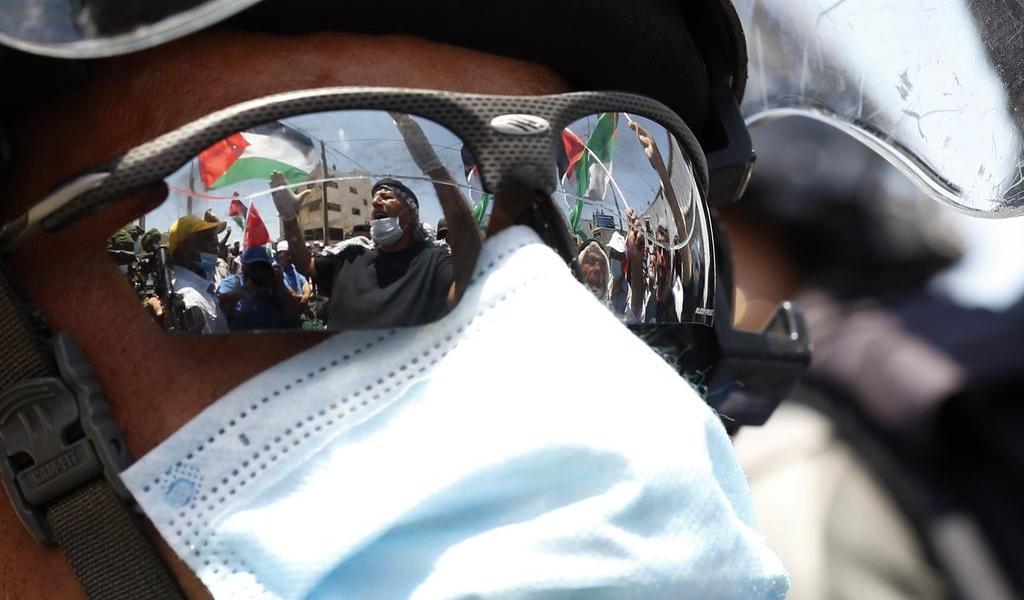 Decretan nuevo estado de emergencia en Palestina por coronavirus