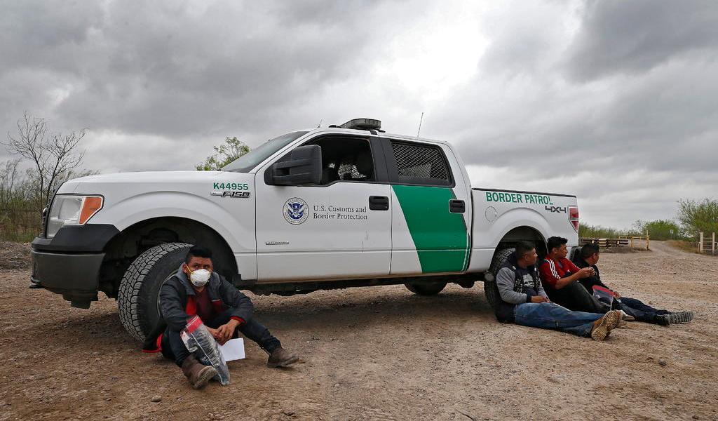 Sube 40 % los inmigrantes detenidos en la frontera EUA-México en junio