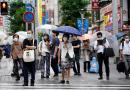 Registra Tokio récord diario de infecciones de COVID-19