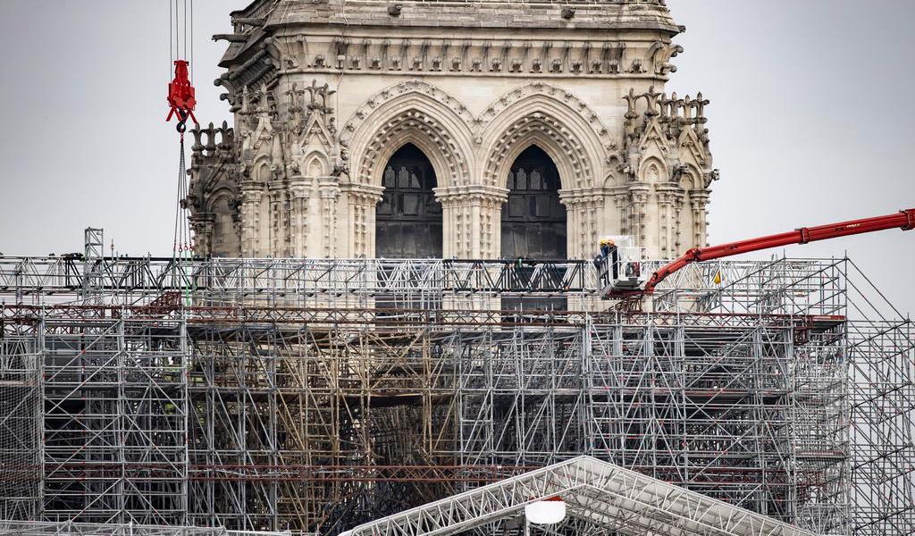 Catedral de Notre Dame se reconstruirá tal como estaba