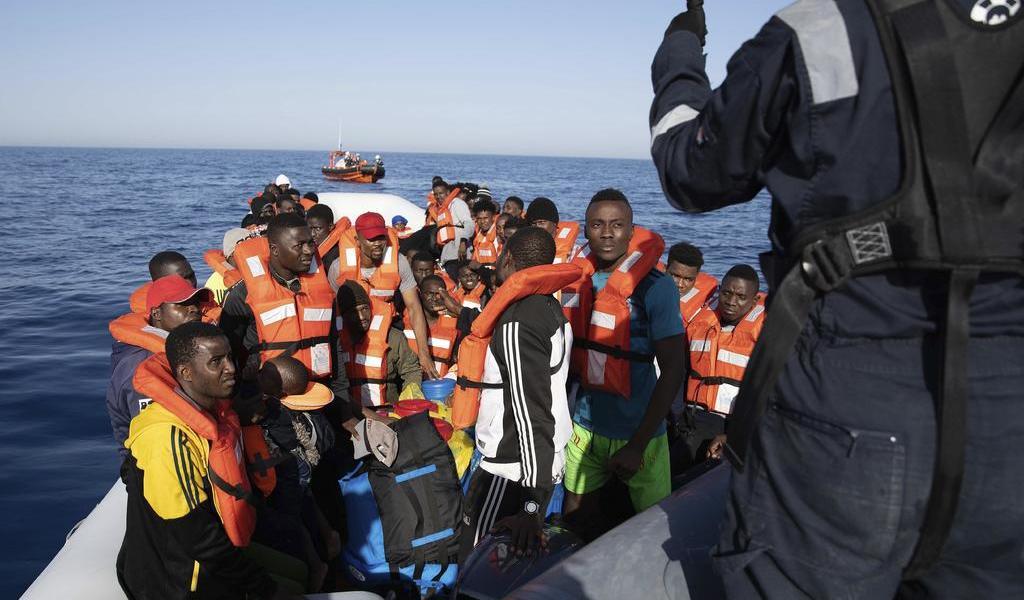 Pandemia de COVID-19para el tráfico migratorio