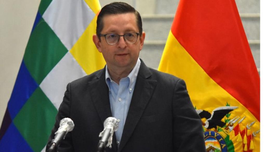 Ministro de economía de Bolivia da positivo a COVID-19