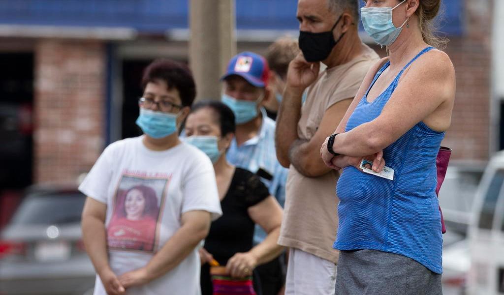 Registra América el 64 % de muertes por COVID-19 del mundo