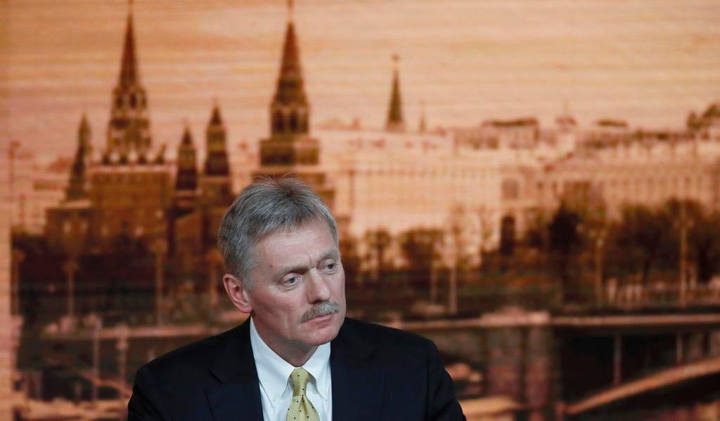 Niega Kremlin ciberataques a científicos que buscan vacuna contra COVID-19