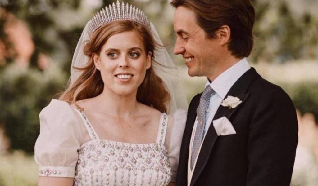 Beatriz de York recibe títulos nobiliarios por parte de su marido