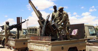 Autoriza Egipto misión militar a Libia