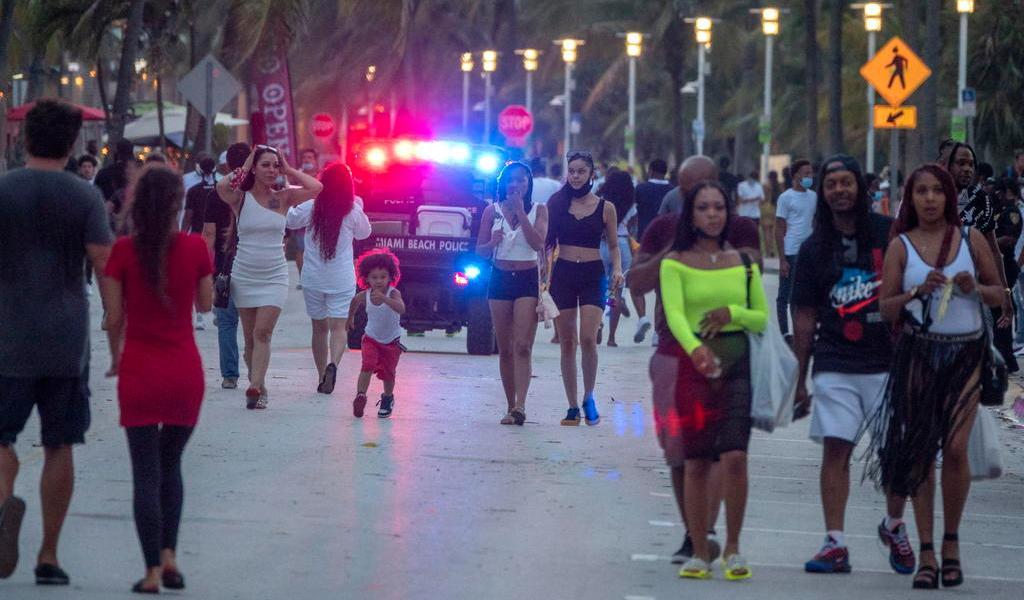 Lidera Florida en muertes de COVID-19 en EUA
