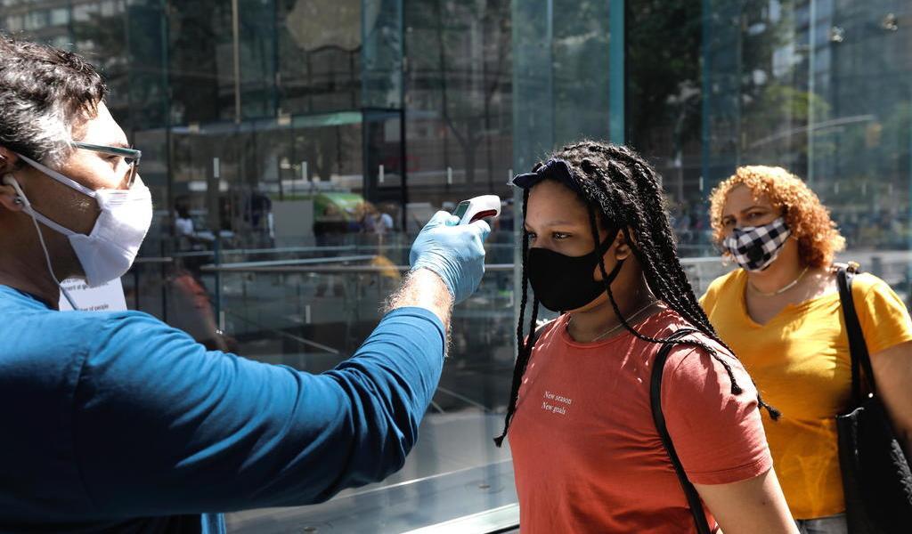 Dejan habitantes la ciudad de Nueva York en medio de la pandemia