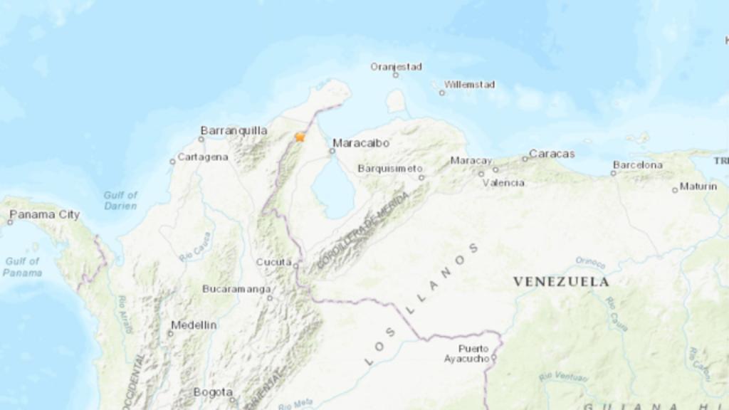 Colombia registra temblor de 4.8 grados sin contabilizar victimas