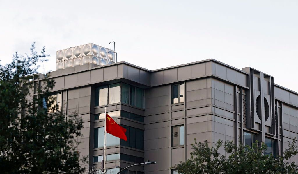 Ordena EUA cierre de consulado chino