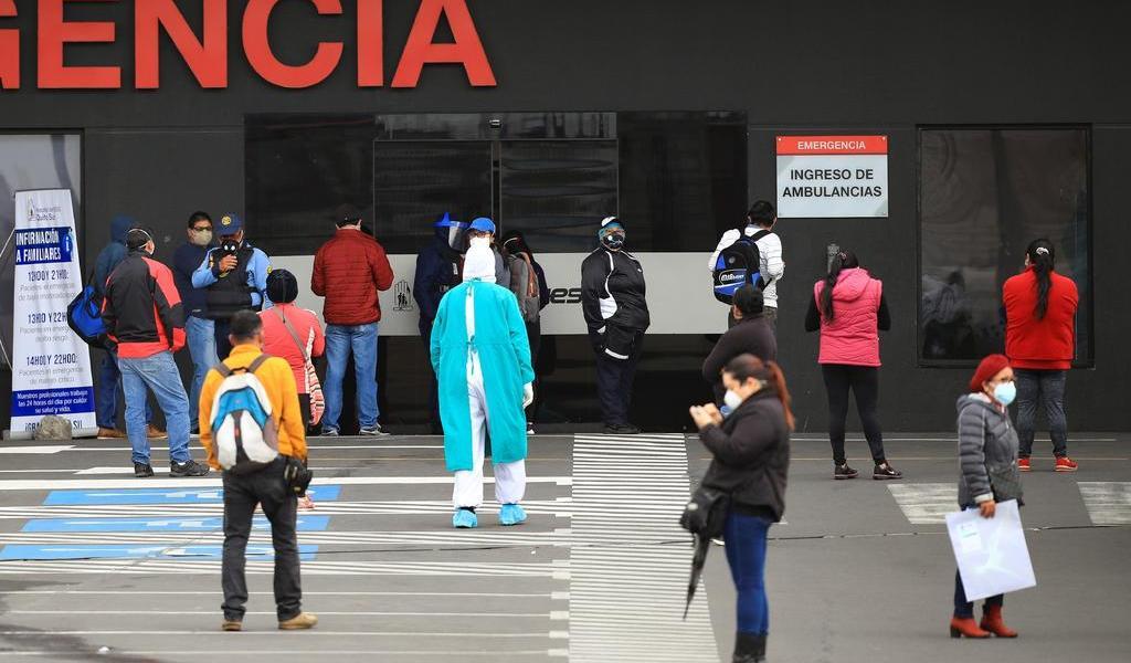 Se convierte Quito en la ciudad más contagiada de COVID-19 en Ecuador