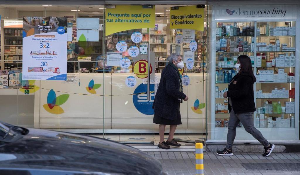 Registra Chile repunte en contagios y muertes por COVID-19