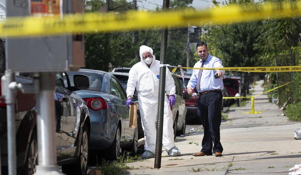 Registra Nueva York 7 homicidios en 24 horas; siguen aumentando los tiroteos