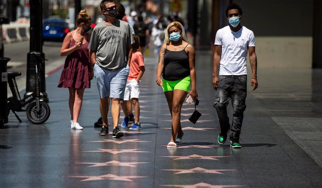 Supera EUA las 150 mil defunciones por COVID-19