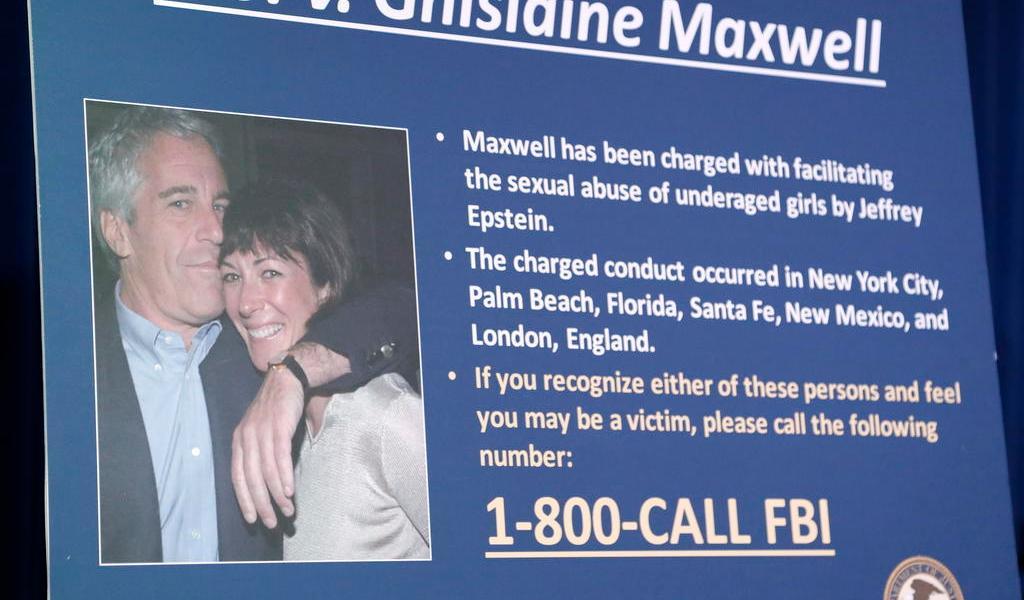 Revelan nuevos documentos que detallan supuestos abusos de Epstein y Maxwell