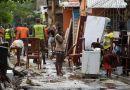 Cientos de dominicanos, sin casa tras 'Isaías'