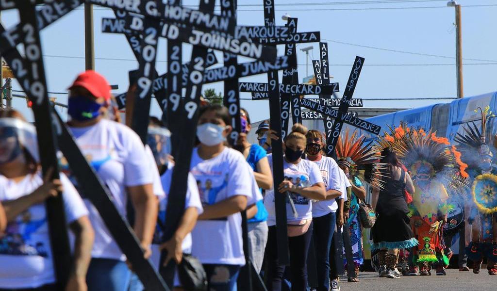 Pandemia altera ceremonias por aniversario de tiroteo en El Paso