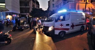 Cascos Azules resultan heridos de gravedad tras explosión en Beirut