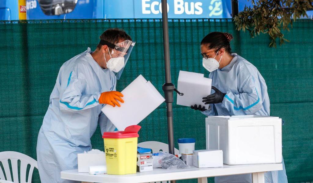 Duplica Italia los nuevos contagios de COVID-19 en las últimas 24 horas