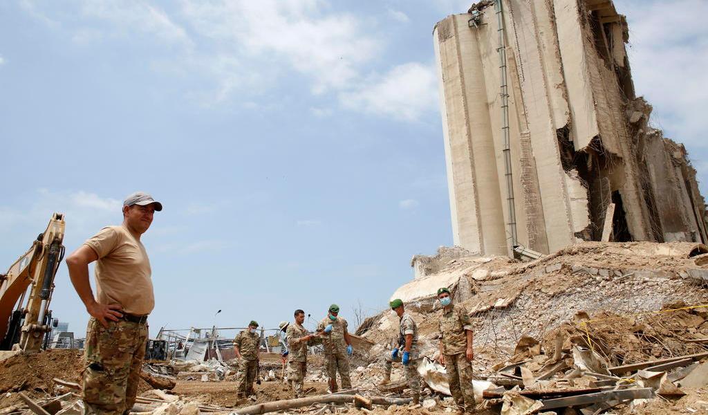 Gobierno libanés teme aumento de casos de COVID-19 en Beirut