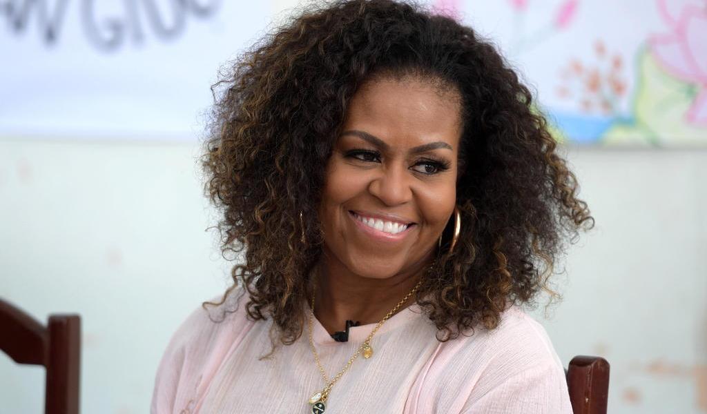 Asegura Michelle Obama que sufre una 'leve depresión' por la pandemia