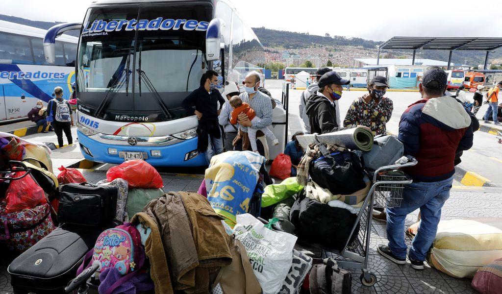 Dejan Colombia por la pandemia