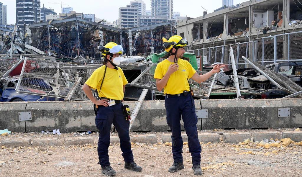 Se elevan a 149 los muertos por explosión en Beirut