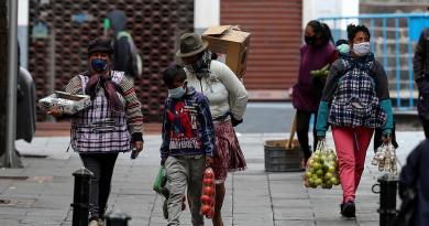 Ecuador entre países con más mortalidad por COVID-19