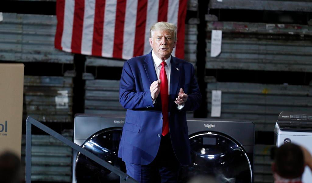 Tilda Trump de acoso reclamación de impuestos de Nueva York